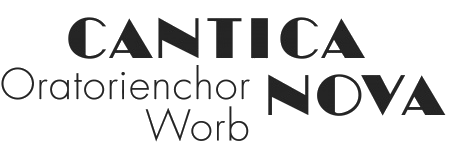 Oratorienchor Cantica Nova Worb